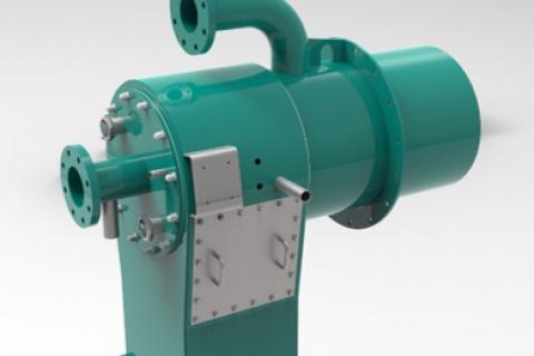 焦炉煤气低氮燃烧器